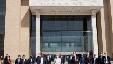 """صورة وزيرة التجارة السويدية تزور مصر لتوسيع أفاق التعاون  بمشاركة """"إريكسون"""" وعدد من الشركات السويدية الرائدة"""
