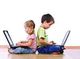 صورة الأطفال في مصر يقضون أكثر من ثلث وقتهم على YouTube