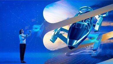 صورة هدف ورؤية إريكسون الجديدة تتخيل إمكانيات اتصال غير محدود