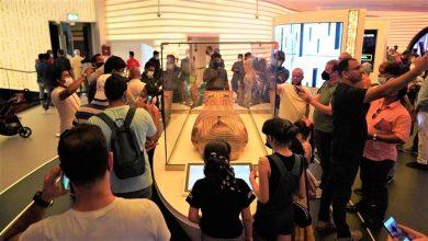 صورة أعداد زائري الجناح المصري بإكسبو 2020 بدبى يتجاوز 115 ألف زائر