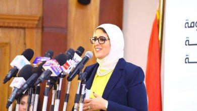 صورة وزيرة الصحة: استقبال مليون و ٣٩٨ ألفًا من لقاح «فايزر» بمطار القاهرة الدولي