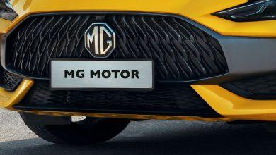 صورة 'إم جي موتور' تكشف عن شعار جديد مع استمرارها بتحقيق نمو قياسي في الشرق الأوسط