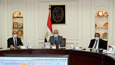 """صورة وزير الإسكان يتابع الموقف التنفيذى للوحدات السكنية بالمبادرة الرئاسية """"سكن لكل المصريين"""""""