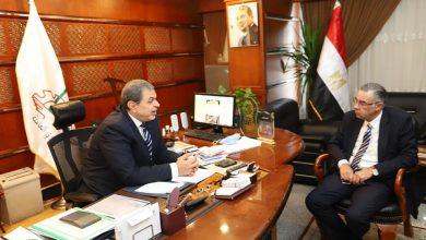 صورة سعفان يبحث توفير برامج تدريبية متقدمة لتحسين أوضاع عمل المصريين بالخارج
