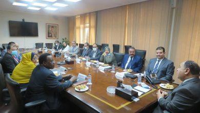 صورة وزير المالية : جاهزون لتقديم كل سبل الدعم ونقل خبراتنا للأشقاء السودانيين