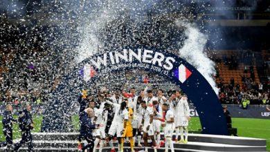 صورة المنتخب الفرنسي بطلًا لدوري الأمم بعد مخادعة الإسبان بثنائية