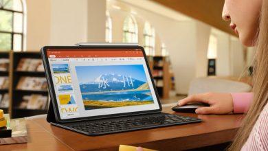 صورة جهاز HUAWEI MatePad 11 اللوحي بإمكانيات فائقة تتناسب مع كافة مهامك اليومية
