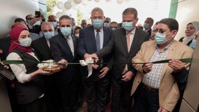 صورة افتتاح فرعي البنك الزراعي المصري المطورين بسمنود وأبوصير بالغربية