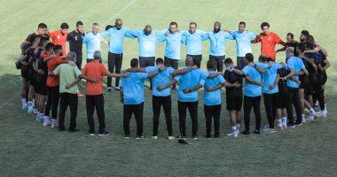 صورة الأهلي يستعد لمباراة العودة أمام الحرس الوطني بدوري الأبطال