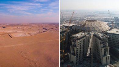 صورة كيف حولت دبي واحة صحراوية إلى مدينة ذكية ومستقبلية في إكسبو 2020؟