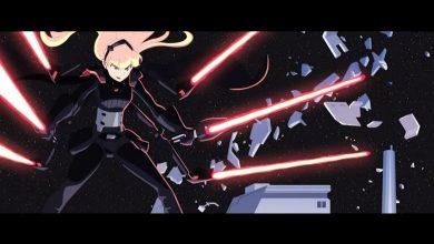 """صورة سلسلة """"حرب النجوم"""" تحصل على نسخة """"أنمي"""" بأسلوب ياباني"""
