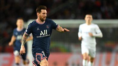 صورة بعد هدفه الأول مع باريس سان جيرمان.. إليكم إجمالي عدد الأهداف التي أحرزها ميسي في مسيرته