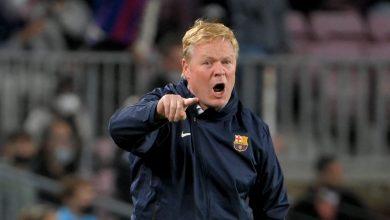 صورة بعد تقارير عن قرب إقالته.. كومان يدافع عن نفسه ويتحدث عن وضع برشلونة