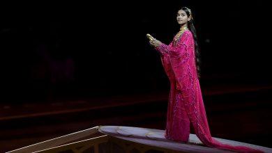 صورة ما قد لا تعرفونه عن الطفلة ميرا سينغ بطلة افتتاح إكسبو 2020 دبي