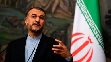 """صورة وزير خارجية إيران: سنستأنف المحادثات النووية """"قريبًا"""".. ومستعدون لتطبيع العلاقات مع السعودية"""