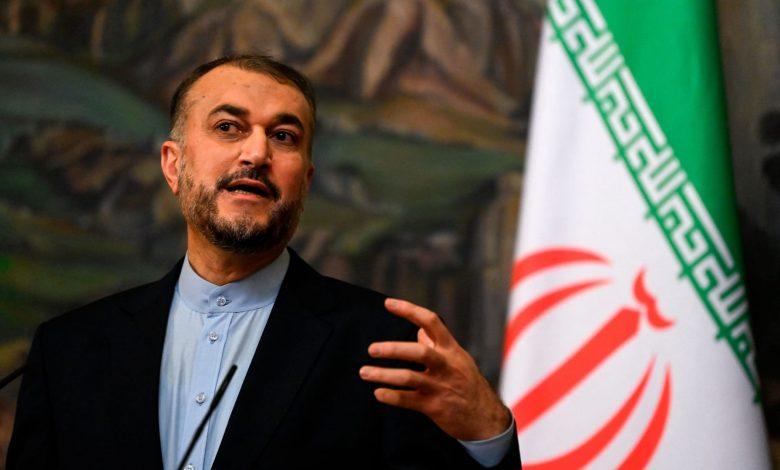 """وزير-خارجية-إيران:-سنستأنف-المحادثات-النووية-""""قريبًا"""".-ومستعدون-لتطبيع-العلاقات-مع-السعودية"""