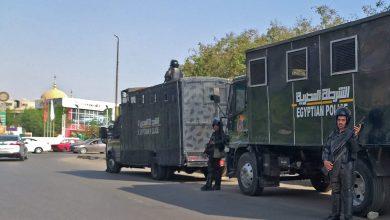 صورة مصر: مقتل ضابطي شرطة في تبادل لإطلاق النار مع متهم.. والنيابة تأمر بالتحقيق