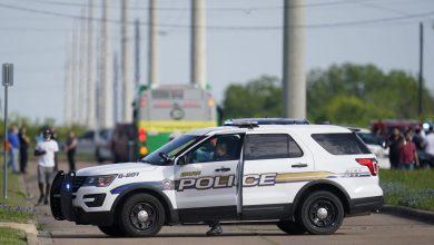 صورة إصابة 4 في حادث إطلاق نار في مدرسة ثانوية بولاية تكساس