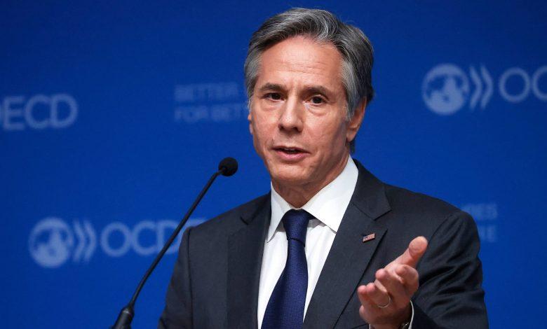 وزير-الخارجية-الأمريكي-يطالب-الصين-بوقف-أنشطتها-العسكرية-قرب-تايوان
