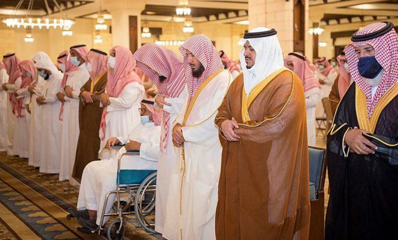 السعودية-وفاة-اللواء-بداح-الفغم.-من-شارك-بالصلاة-عليه؟