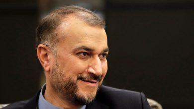 """صورة وزير خارجية إيران: قطعنا """"مسافة جيدة"""" حتى الآن في المفاوضات مع السعودية"""