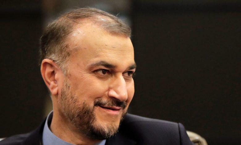 """وزير-خارجية-إيران:-قطعنا-""""مسافة-جيدة""""-حتى-الآن-في-المفاوضات-مع-السعودية"""
