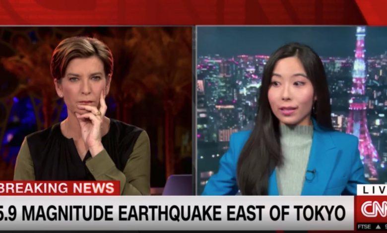 زلزال-بقوة-5.9-درجة-يضرب-اليابان-ومراسلة-cnn:-الأسوأ-منذ-انتقالي-لطوكيو