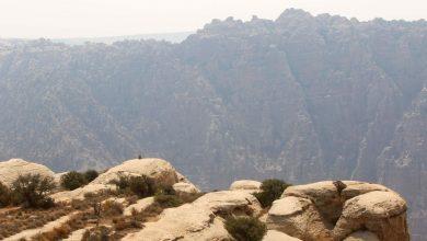 صورة لغز التنقيب عن النحاس يضع محمية ضانا الطبيعية في الأردن أمام قرار مصيري