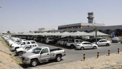 صورة أمير سعودي يرد على تغريدة سفارة أمريكا بعد محاولة استهداف الحوثي لمطار أبها