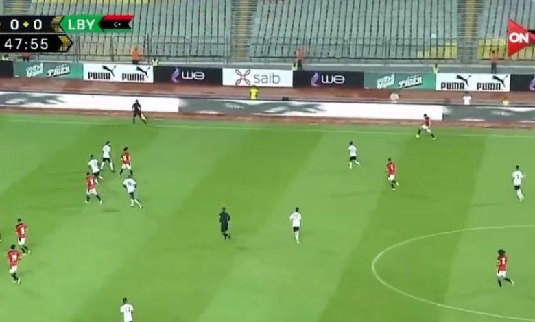 مصر-تفوز-على-ليبيا-بهدف-عمر-مرموش-في-تصفيات-إفريقيا-المؤهلة-لكأس-العالم