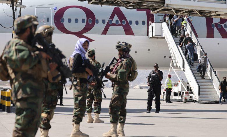 مصدر-لـcnn:-لقاء-بين-وفد-أمريكي-وطالبان-في-قطر.-ولا-يتعلق-بمنح-الشرعية