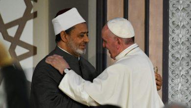 صورة شيخ الأزهر بأول حوار مع إذاعة الفاتيكان: رسالة البابا فرنسيس مهمة للمسلمين ولغيرهم