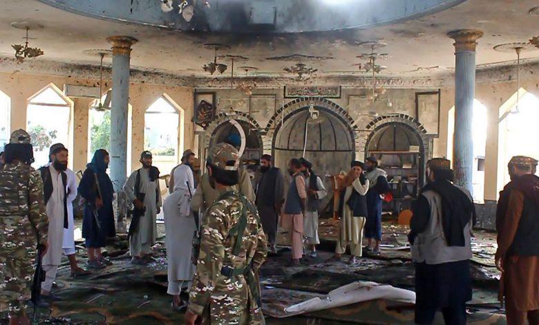 خامنئي-يوجه-رسالة-لطالبان-بعد-تفجير-مسجد-للشيعة-في-قندوز