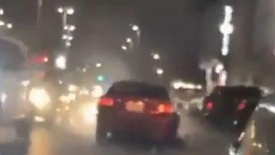 صورة السعودية.. تداول فيديو قيادة مركبة عكس السير والمرور ترد