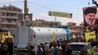 صورة نصرالله يدعو الحكومة للرد على العرض الإيراني.. ويهاجم قاضي التحقيق في انفجار مرفأ بيروت