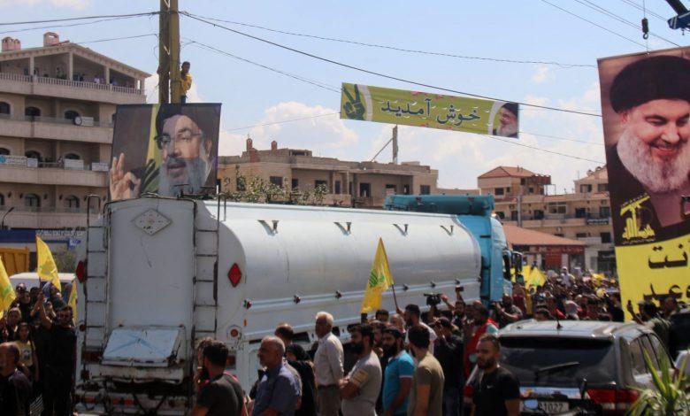 نصرالله-يدعو-الحكومة-للرد-على-العرض-الإيراني.-ويهاجم-قاضي-التحقيق-في-انفجار-مرفأ-بيروت