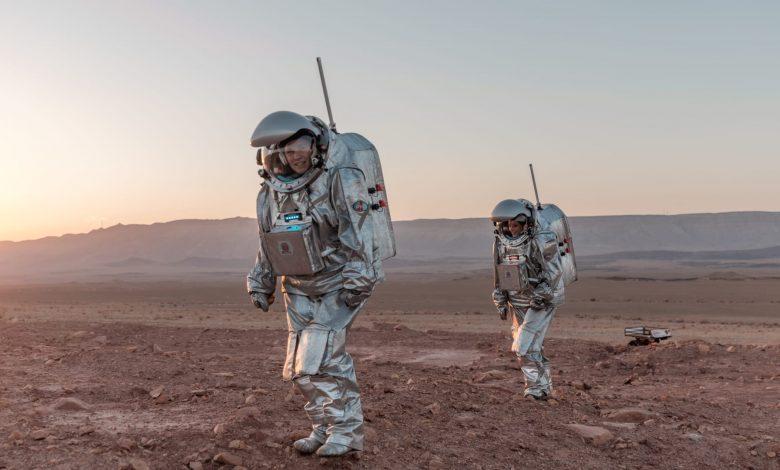 شاهد-أين-يقوم-رواد-الفضاء-على-الأرض-بمحاكاة-رحلة-استكشافية-إلى-المريخ