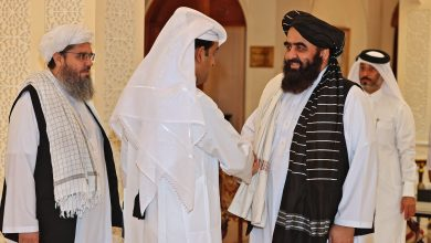 """صورة مسؤول قطري: الاعتراف بحكومة طالبان """"ليس أولوية"""" بالنسبة لنا"""
