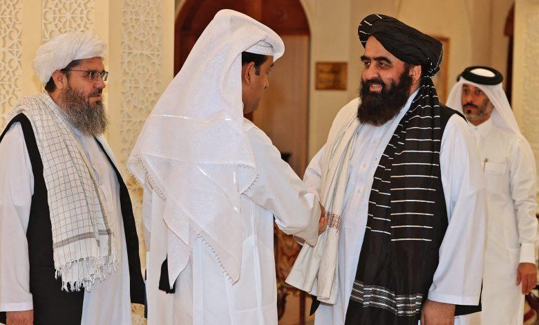 """مسؤول-قطري:-الاعتراف-بحكومة-طالبان-""""ليس-أولوية""""-بالنسبة-لنا"""