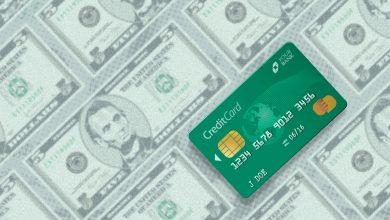 صورة قاعدة بسيطة قد تغير السلوك السيئ لاستخدام بطاقة الائتمان
