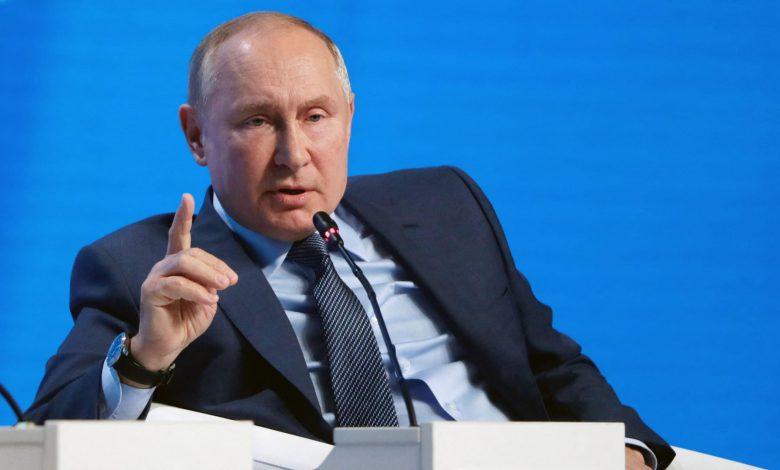 بعد-اتهام-موسكو-بتسهيل-رفع-أسعار-الغاز.-بوتين:-روسيا-لا-تستخدم-الطاقة-كسلاح