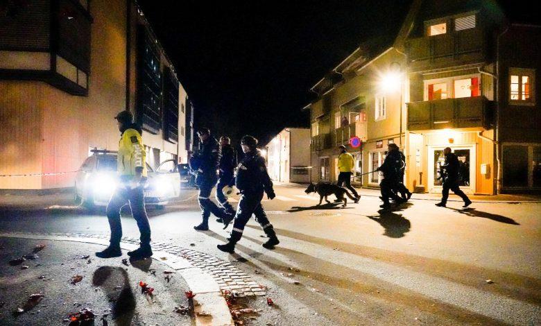 في-هجوم-بالقوس-والسهم.-مقتل-عدة-أشخاص-على-يد-مهاجم-بالنرويج