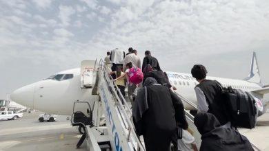 صورة رحلة خارج أفغانستان.. منظمة إسرائيلية غير حكومية مدت يد المساعدة
