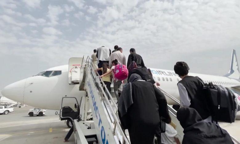 رحلة-خارج-أفغانستان.-منظمة-إسرائيلية-غير-حكومية-مدت-يد-المساعدة