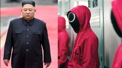 """صورة شاهد كيف تستغل كوريا الشمالية مسلسل """"لعبة الحبار"""" لمهاجمة جارتها الجنوبية"""