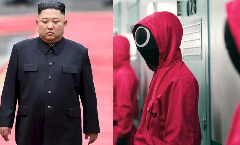 """شاهد-كيف-تستغل-كوريا-الشمالية-مسلسل-""""لعبة-الحبار""""-لمهاجمة-جارتها-الجنوبية"""