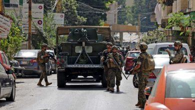 صورة مظاهرات حزب الله وأمل في لبنان.. الجيش يطلب من المدنيين إخلاء الشوارع.. ويحذر: سنطلق النار على أي مسلح