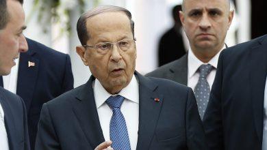 صورة رئيس لبنان: ليس مقبولا عودة السلاح.. واشتباكات بيروت أعادتنا لصفحة سوداء طويناها