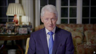 صورة الرئيس الأمريكي الأسبق بيل كلينتون بالعناية المركزة.. وطبيبه يتحدث لـCNN