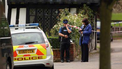 صورة وفاة نائب بريطاني بعد تعرضه للطعن خلال اجتماع مع الناخبين